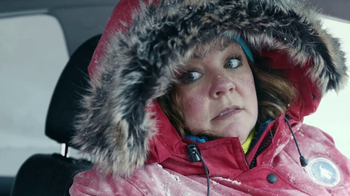Super Bowl 2017 Teaser: Melissa McCarthy Uses Heated and Ventilated Seats [T1] thumbnail