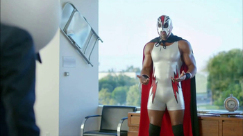 Jack in the Box Grilled French Toast Plate TV Spot, 'Pro Wrestling'