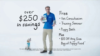 PetSmart Puppy Love Event TV Spot, 'Puppy Guide' - Thumbnail 6