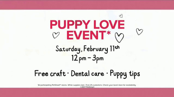 PetSmart Puppy Love Event TV Spot, 'Puppy Guide' - Thumbnail 7