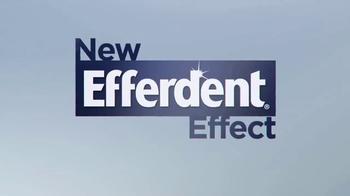 Efferdent TV Spot, 'New Efferdent Effect' - Thumbnail 1