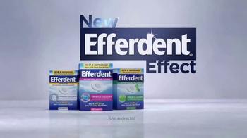 Efferdent TV Spot, 'New Efferdent Effect' - Thumbnail 6