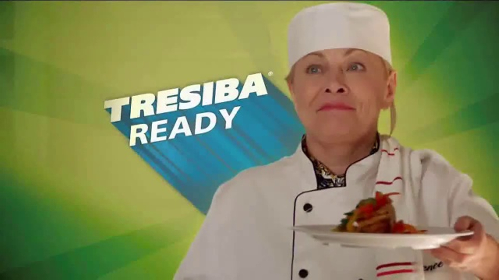 Tresiba TV Commercial, 'In the Kitchen & On Call'