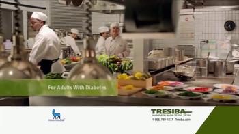 Tresiba TV Spot, 'In the Kitchen & On Call' - Thumbnail 1