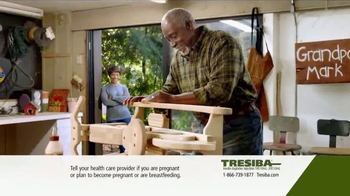Tresiba TV Spot, 'In the Kitchen & On Call' - Thumbnail 6