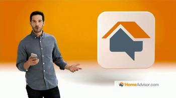 HomeAdvisor App TV Spot, 'Always Free to Use'