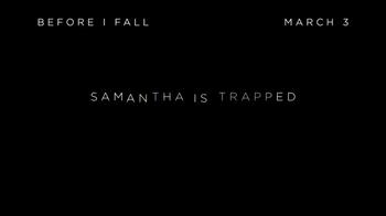 Before I Fall - Alternate Trailer 2