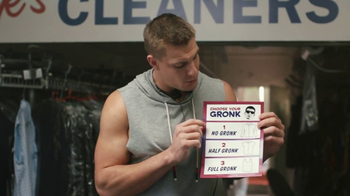Tide Super Bowl 2017 Teaser, 'Choose Your Gronk' Featuring Rob Gronkowski - Thumbnail 2