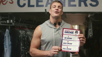 Tide Super Bowl 2017 Teaser, 'Choose Your Gronk' Featuring Rob Gronkowski - Thumbnail 4