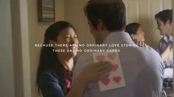Hallmark Signature TV Spot, 'No Ordinary Love Stories' - Thumbnail 9