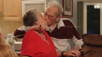 Hallmark Signature TV Spot, 'No Ordinary Love Stories' - Thumbnail 8