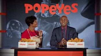 Popeyes Big Game Bundle TV Spot, 'Start the Party' Featuring Jerry Rice