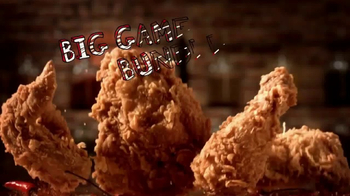 Popeyes Big Game Bundle TV Spot, 'Start the Party' Featuring Jerry Rice - Thumbnail 6