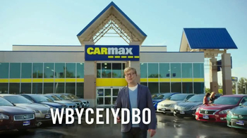 CarMax TV Spot, 'WBYCEIYDBO' Featuring Andy Daly - 5236 commercial airings