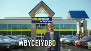 CarMax TV Spot, 'WBYCEIYDBO' Featuring Andy Daly - Thumbnail 4