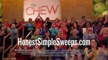 Shady Brook Farms TV Spot, 'ABC: The Chew Sweepstakes' - Thumbnail 3