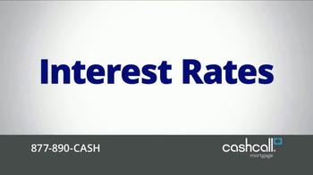 CashCall Mortgage TV Spot, 'Three Times' - Thumbnail 1