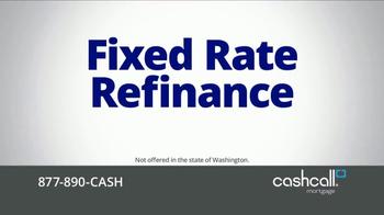 CashCall Mortgage TV Spot, 'Three Times' - Thumbnail 3