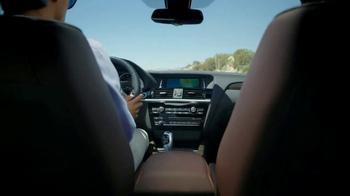 2017 BMW X3 xDRIVE28i TV Spot, 'Keep It Clean' [T2] - Thumbnail 3
