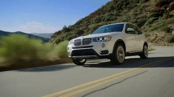 2017 BMW X3 xDRIVE28i TV Spot, 'Keep It Clean' [T2] - Thumbnail 4