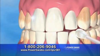 Power Swabs TV Spot, 'True Whitening' - Thumbnail 2