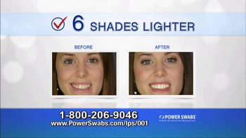 Power Swabs TV Spot, 'True Whitening' - Thumbnail 3