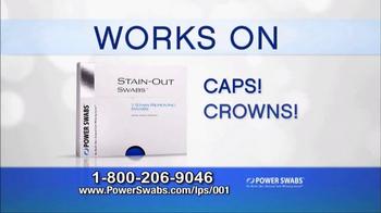Power Swabs TV Spot, 'True Whitening' - Thumbnail 4