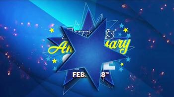 Aaron's Anniversary Sale TV Spot, 'Sectional, Bedroom & TV' - Thumbnail 2