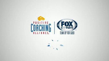 Positive Coaching Alliance Super Bowl 2017 TV Spot, 'FOX Sports: Future' - Thumbnail 4