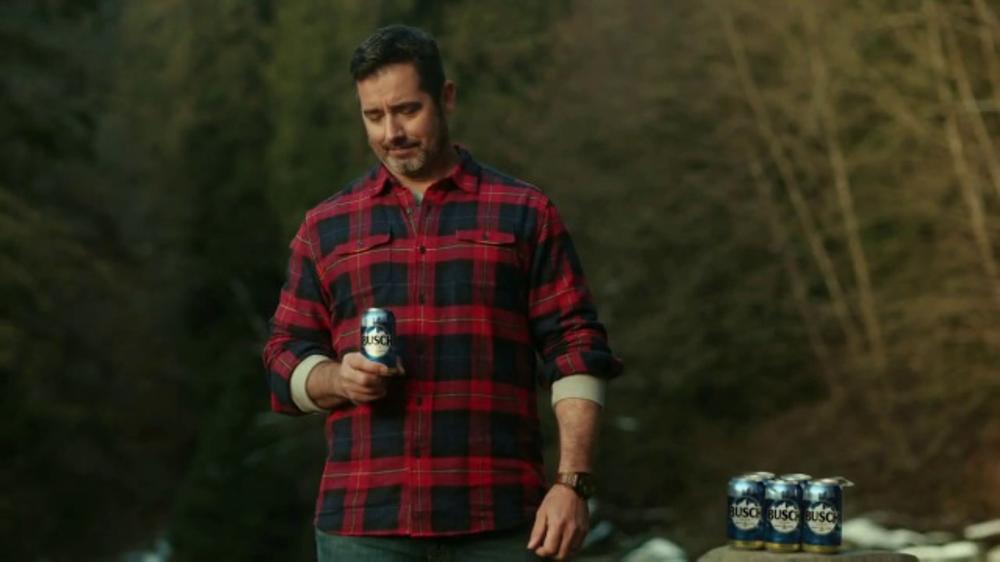 Busch Beer Super Bowl 2017 Tv Commercial Buschhhhh