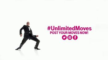 T-Mobile One Super Bowl 2017 TV Spot, '#UnlimitedMoves' Feat. Justin Bieber - Thumbnail 8