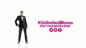 T-Mobile One Super Bowl 2017 TV Spot, '#UnlimitedMoves' Feat. Justin Bieber - Thumbnail 7