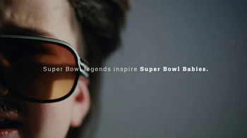 NFL Super Bowl 2017 TV Spot, 'Super Bowl Baby Legends' Song by Chicago - Thumbnail 1
