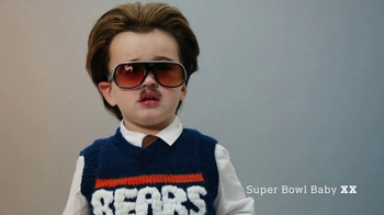 NFL Super Bowl 2017 TV Spot, 'Super Bowl Baby Legends' Song by Chicago - Thumbnail 2