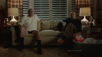 Tide Super Bowl 2017 TV Spot, 'FOX: Bradshaw Stain' Feat. Terry Bradshaw - 2 commercial airings