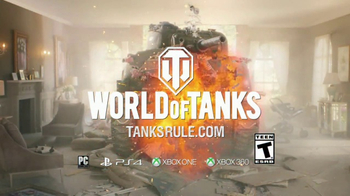 World of Tanks Super Bowl 2017 TV Spot, 'Real Awful Moms' - Thumbnail 8