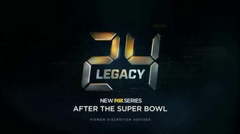 FOX: 24: Legacy Super Bowl 2017 Promo