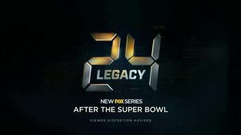 24: Legacy Super Bowl 2017 TV Promo, 'Attacks' - Thumbnail 9
