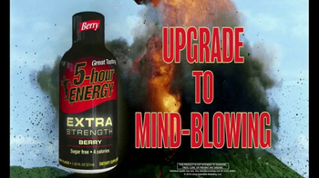 5 Hour Energy Extra Strength TV Spot, 'Upgrade to Mind Blowing'