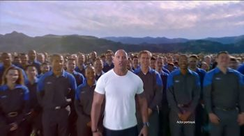 Ford Service TV Spot, 'Keeping Your Ford on the Road' Feat. Dwayne Johnson [T2] - 881 commercial airings
