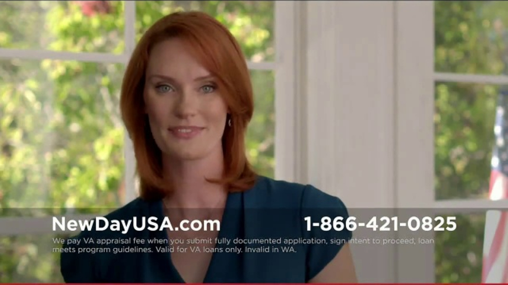 New Day USA TV Commercial, 'Home Loan for Veterans' - iSpot.tv