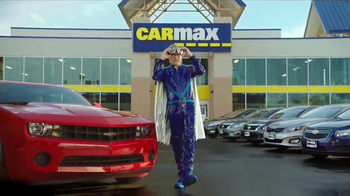 CarMax TV Spot, 'Seven Days in the Future: Car on Hold' Feat. Andy Daly - 434 commercial airings