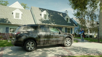 2017 Chrysler Pacifica TV Spot, 'This Guy or That Guy: Forfeit: Innovative' [T1] - Thumbnail 5