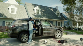 2017 Chrysler Pacifica TV Spot, 'This Guy or That Guy: Forfeit: Innovative' [T1] - Thumbnail 7