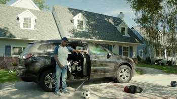 2017 Chrysler Pacifica TV Spot, 'This Guy or That Guy: Forfeit: Innovative' [T1] - Thumbnail 8