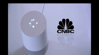 Google Home TV Spot, 'CNBC: News Updates' - Thumbnail 1
