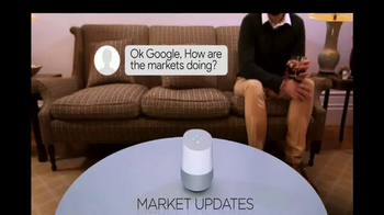 Google Home TV Spot, 'CNBC: News Updates' - Thumbnail 6