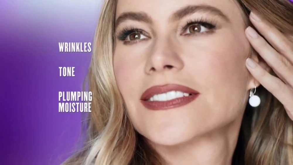 CoverGirl Simply Ageless TV Commercial, 'Look Younger' Ft  Sofia Vergara -  Video