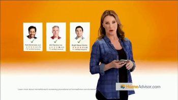 HomeAdvisor App TV Spot, 'Repair or Remodel' Featuring Amy Matthews