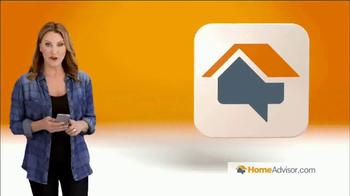 HomeAdvisor App TV Spot, 'Repair or Remodel' Featuring Amy Matthews - Thumbnail 1